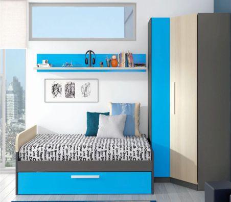 dormitorios juveniles muebles aitana