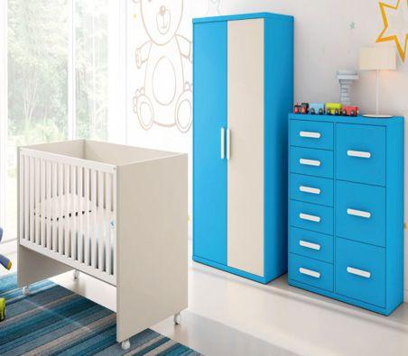 Muebles dormitorio bebe