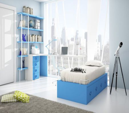 Muebles juveniles modernos